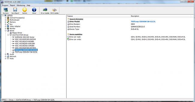 Hl-dt-st dvdrrw gsa-h30l windows 7 driver download.