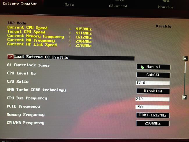 Tips to stabilize 1100T BE overclock?