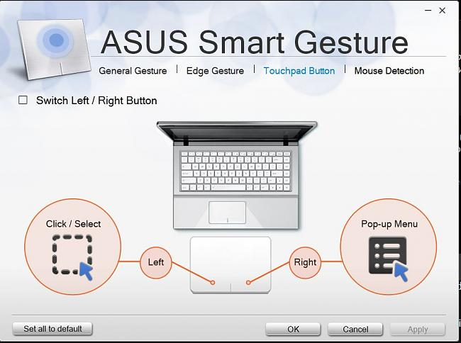 Image result for asus smart gesture input