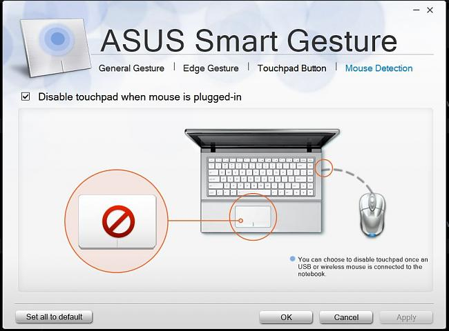 asus x540s windows 10 touchpad driver
