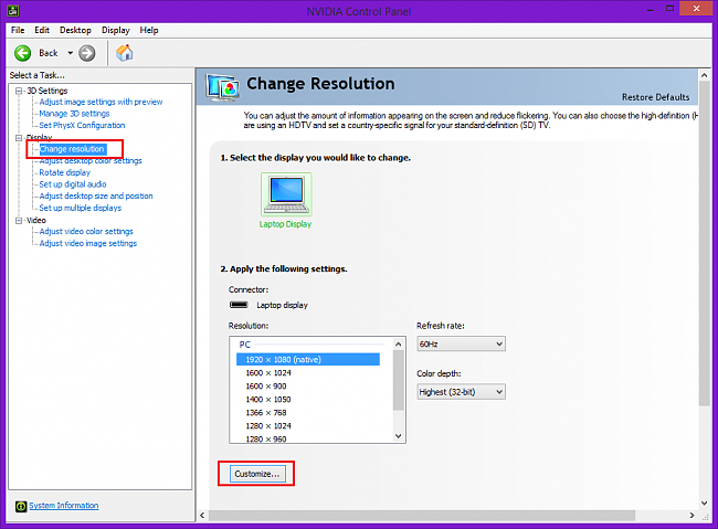 Increase your screen refresh rate (Hz) with these 7 steps