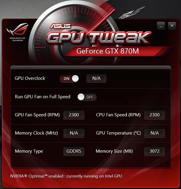 asus graphics card drivers v1232