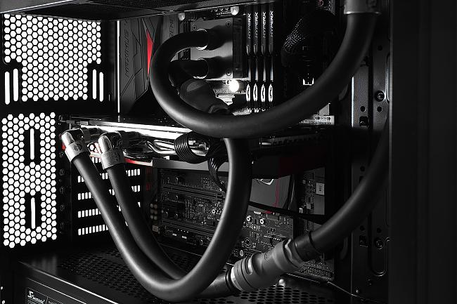 Liquid Cooling Your ASUS Graphics Card The Easy Way