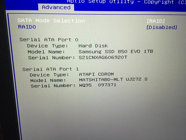Sierra Laptop Support