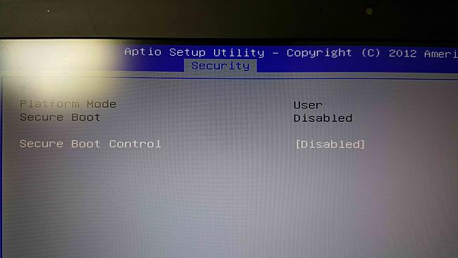 SSD not in BIOS boot option