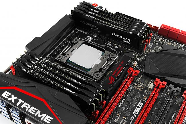 128GB DDR4 Memory Setup For Rampage V Extreme