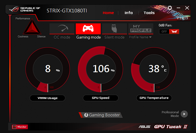 Strix 1080Ti Overclocking Guide