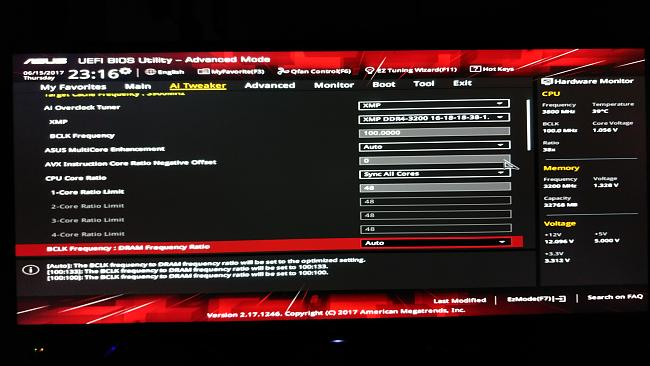 Asus Strix Z270i - Issues, Red CPU LED   - Page 9