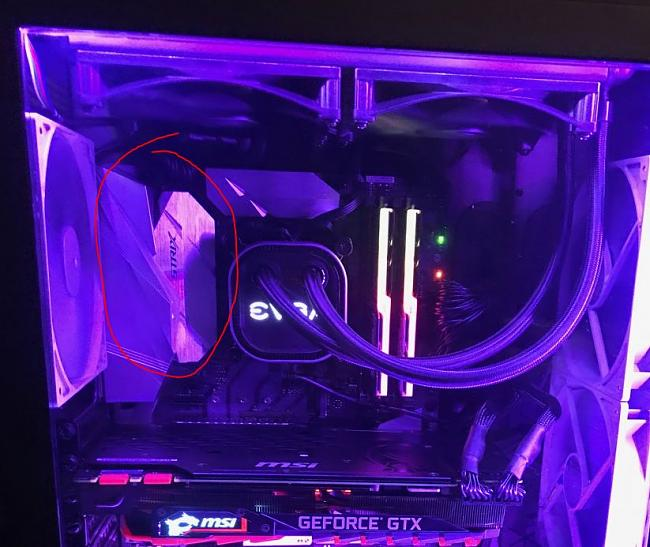 ROG STRIX Z370-E - No RGB LEDs