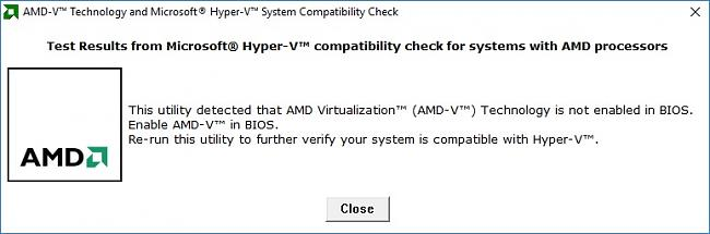 G702ZC - AMD-V virtualization possible? - solved with 303