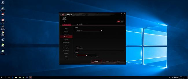 AURA 1.05.28 & 1.05.32.02 [Report all issues in this ...