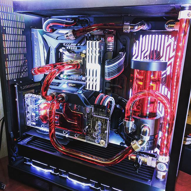 my maximus x formula 8700k build. Black Bedroom Furniture Sets. Home Design Ideas