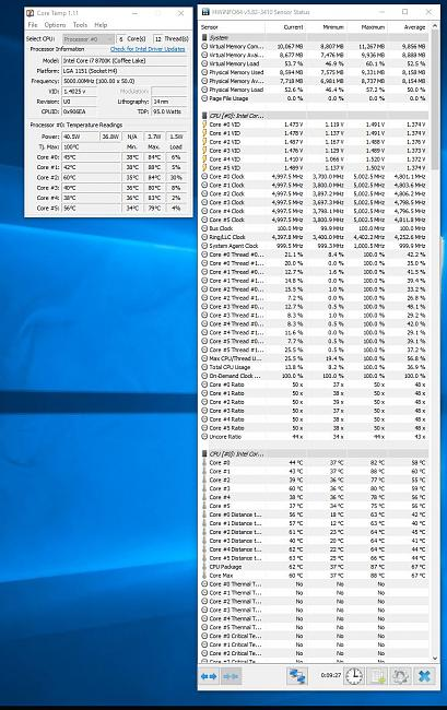Help me OC my 8700k to 5ghz for a noob