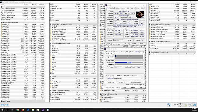 XFR2 and Precision Boost 2 / 2700X on Crosshair VI (6) Hero