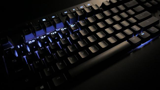 Keys to the Features - ROG Strix Flare