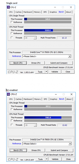 CPU Cache speed question on the x299 - Page 2