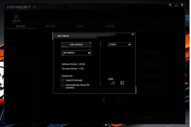 ROG Armoury II - v2 06 04 [Report any issues here]