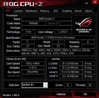 3700x and Asus Rog Strix X570E CPU always seems boosted?+