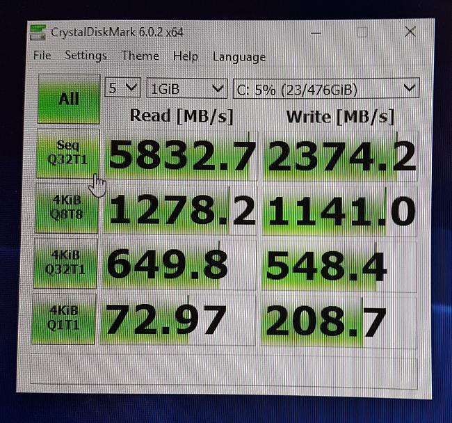 Click image for larger version.  Name:01 single memory channgel two intel SSD 760p SSD.jpg Views:0 Size:270.8 KB ID:78939