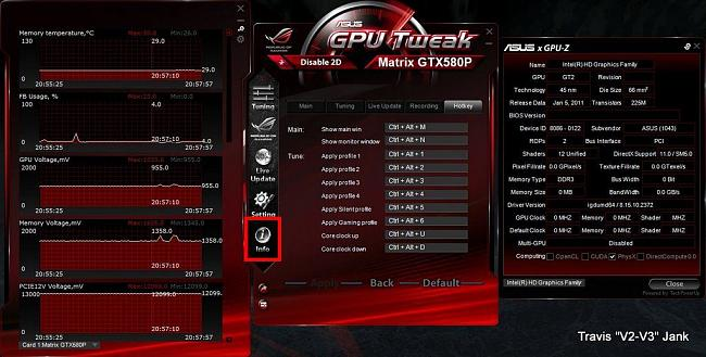 GPU Tweak Info ROG GPU-Z