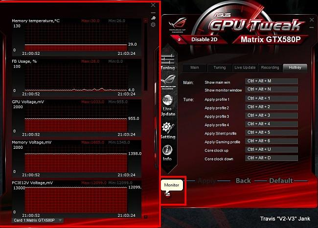 GPU Tweak Monitor