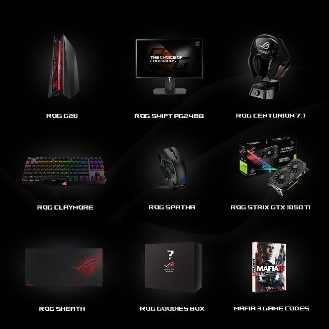 Click image for larger version.  Name:ROG-Forum-Battleground-prizes-with-labels-3s.jpg Views:60 Size:824.6 KB ID:60124