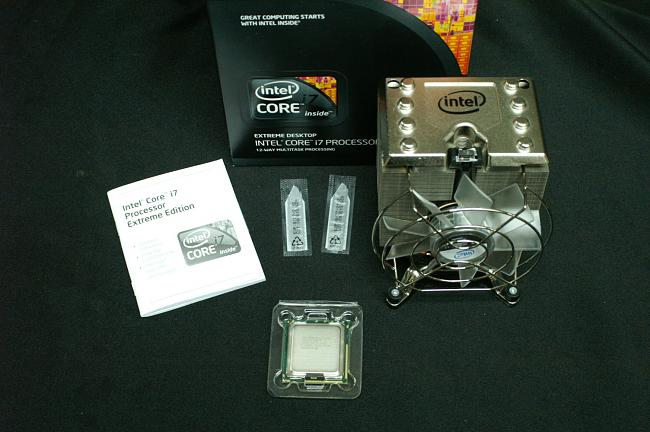 Intel Core i7-980X Extreme Edition 1366 CPU Retail Box