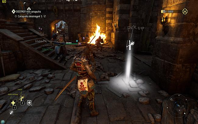Click image for larger version.  Name:For Honor Fire Arrows.jpg Views:5 Size:270.2 KB ID:62704