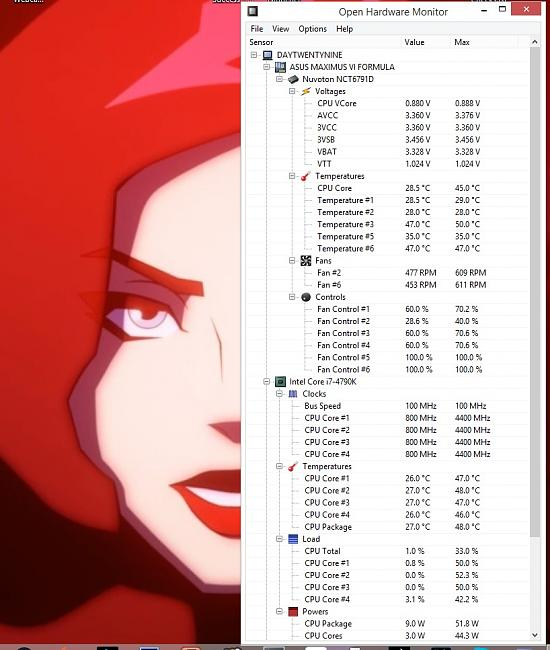 Click image for larger version.  Name:Mobo Temps.jpg Views:0 Size:204.3 KB ID:80059