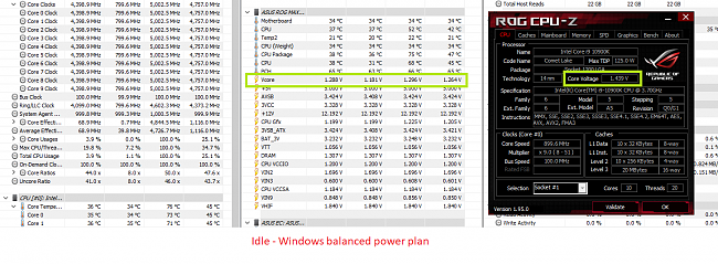 Click image for larger version.  Name:CPU-Z idle.png Views:3 Size:154.7 KB ID:88345