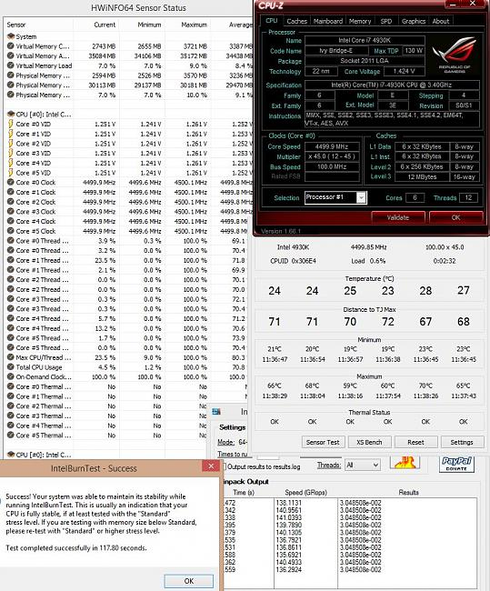 Click image for larger version.  Name:4.5ghz success.JPG Views:8 Size:238.4 KB ID:30200