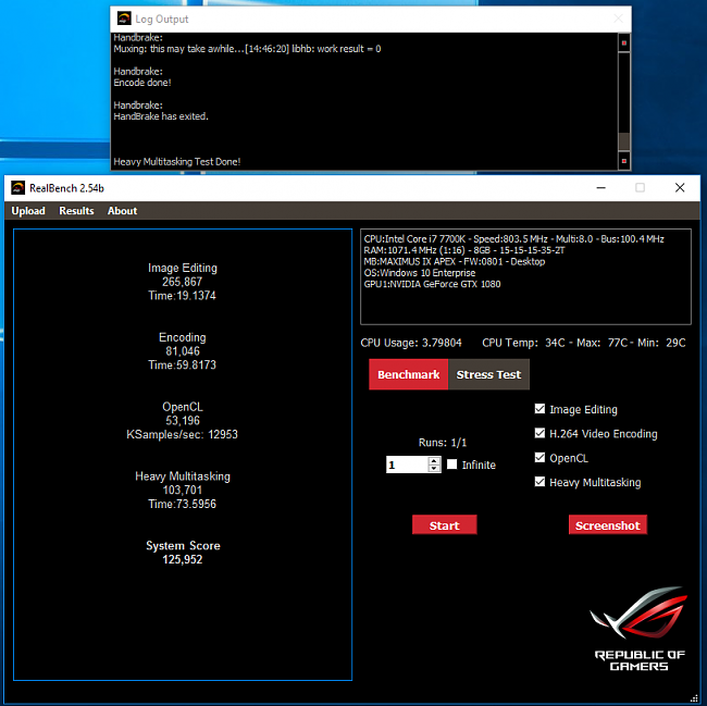 Click image for larger version.  Name:RealBench v2.54 score.PNG Views:1 Size:90.3 KB ID:63239