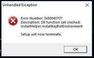Click image for larger version.  Name:ROG Fusion 700 error message.jpg Views:50 Size:21.0 KB ID:77201