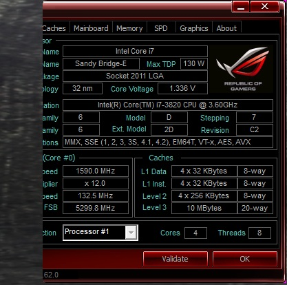 Click image for larger version.  Name:Asus Rog CPU-Z =!.jpg Views:46 Size:76.3 KB ID:15532