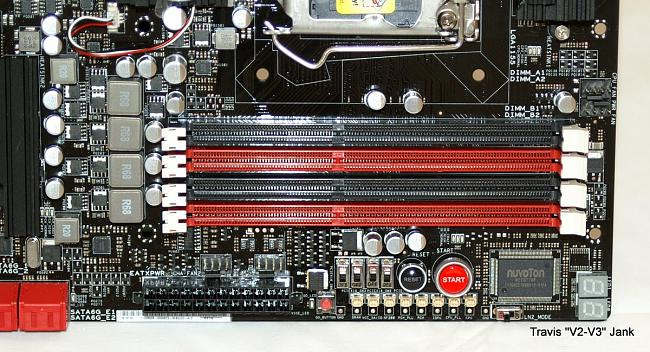 ASUS Maximus IV Extreme-z Motherboard Overclocking features Panel picture