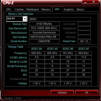 Click image for larger version.  Name:CPU-Z SPD Tab.JPG Views:405 Size:51.3 KB ID:44379