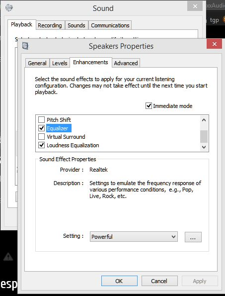 Click image for larger version.  Name:sound properties enhancements equilize powerful.JPG Views:38 Size:53.0 KB ID:41120