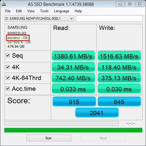 Click image for larger version.  Name:as-ssd-bench-SAMSUNG-MZHPV512.png Views:220 Size:38.7 KB ID:47591