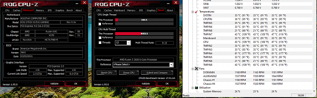 Click image for larger version.  Name:cpu-z temps.PNG Views:3 Size:278.3 KB ID:88635