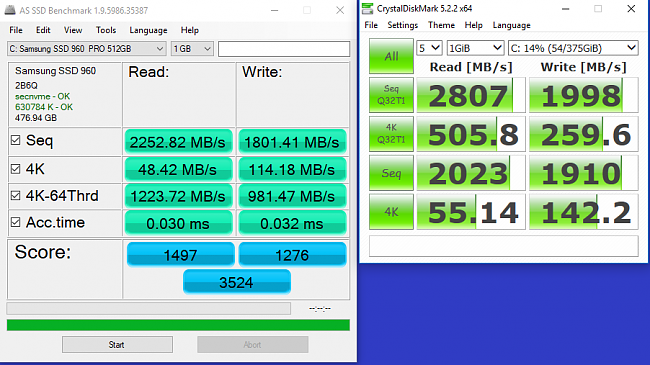 Click image for larger version.  Name:960 Pro on NVME Drivers.png Views:0 Size:83.2 KB ID:68283