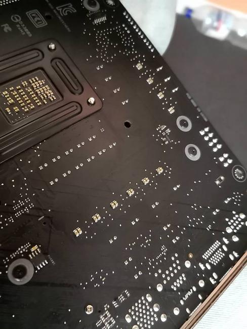 Click image for larger version.  Name:Asus XI Hero board showing yes or no doublers.jpg Views:2 Size:89.9 KB ID:76461