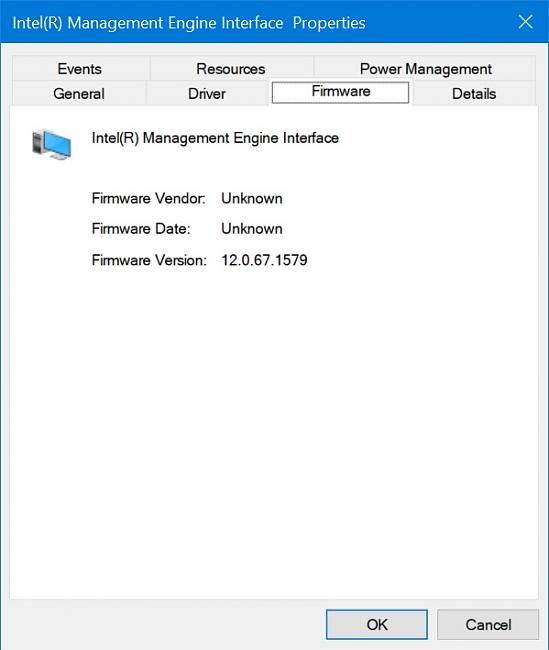 Click image for larger version.  Name:MEI Firmware.jpg Views:0 Size:54.1 KB ID:85352