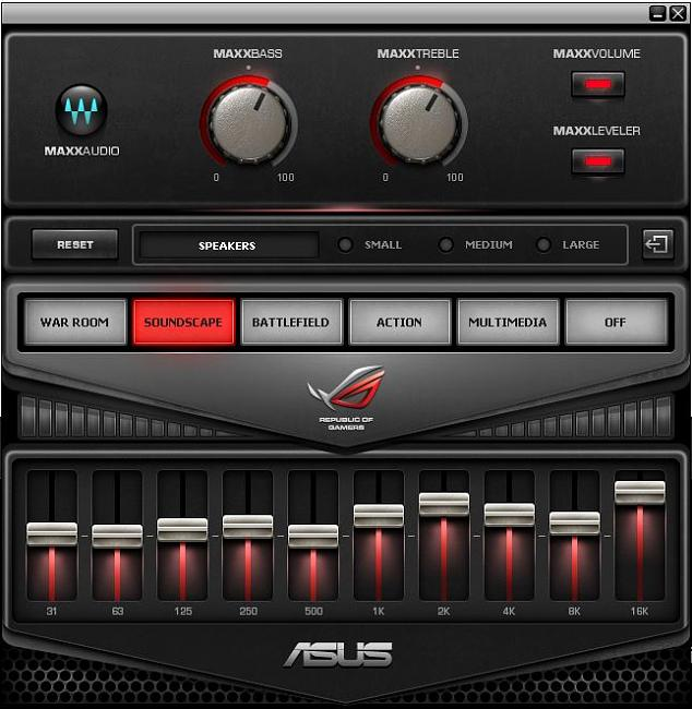 Click image for larger version.  Name:rog audio wizard soundscape eq settings.JPG Views:2 Size:77.6 KB ID:38190