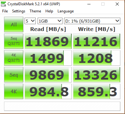 Click image for larger version.  Name:Samsung 960 EVO 1TB 07-16-17 with 4GB Ramcache II.PNG Views:150 Size:36.8 KB ID:66062