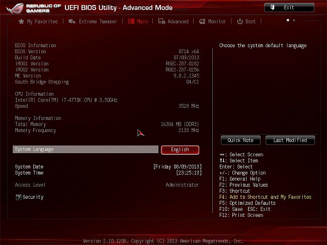 Click image for larger version.  Name:Bios screenie.jpg Views:6 Size:155.0 KB ID:24769