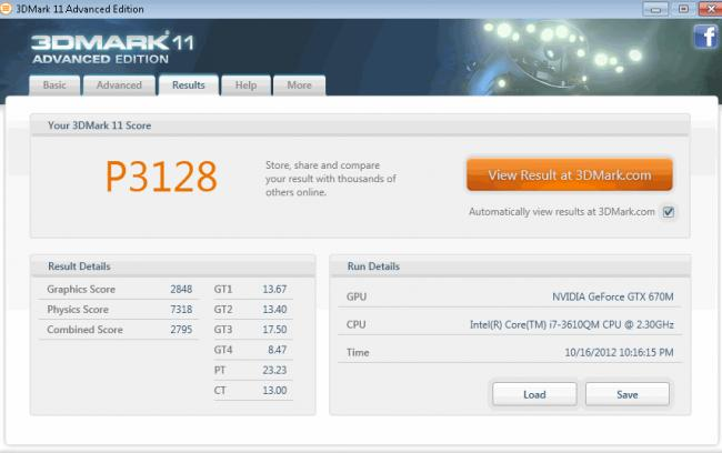 Click image for larger version.  Name:3DMark 11 Performance mode 3.jpg Views:0 Size:21.2 KB ID:12612