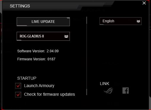 Click image for larger version.  Name:Gladius II Latest SW and FW - April 2018.JPG Views:30 Size:25.1 KB ID:73292