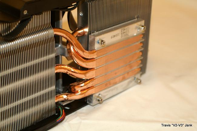 ASUS Matrix GTX 580 Platinum heatsink design