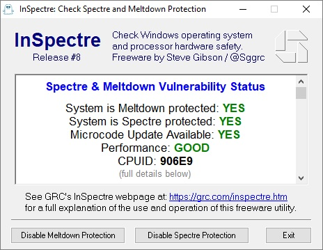 Click image for larger version.  Name:GL753vd Spectre Test.jpg Views:76 Size:72.0 KB ID:75172