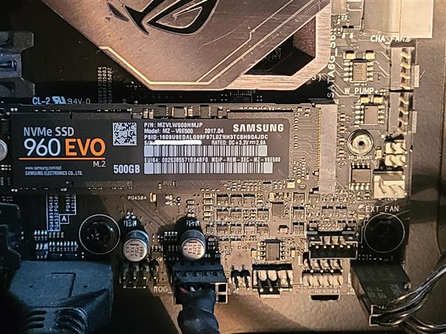 Click image for larger version.  Name:960 Evo up close.jpg Views:0 Size:91.6 KB ID:86656